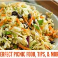PERFECT PICNIC FOOD AND TIPS