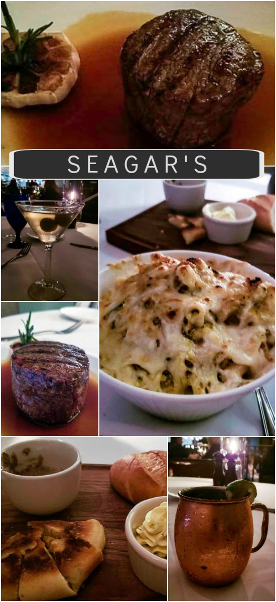 Seagar's restaurant