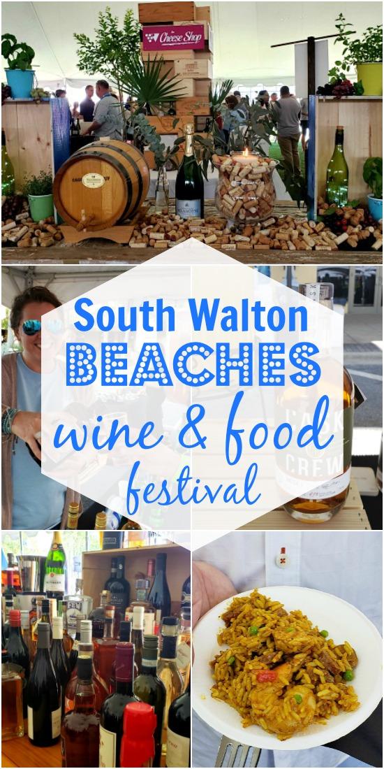 Visiting South Walton Beaches Wine & Food Festival