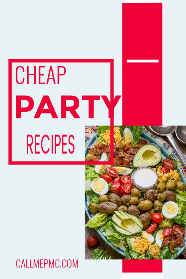 How to plan a cheap and easy party