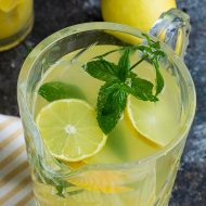 PINEAPPLE LEMONADE PUNCH RECIPE