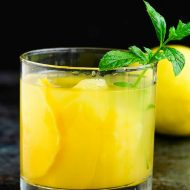 SPIKED PINEAPPLE LEMONADE RECIPE