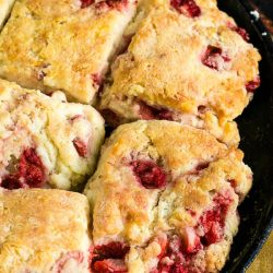 Homemade Strawberry Biscuit Recipe