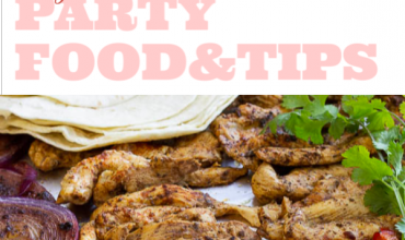 CHEAP AND EASY PARTY FOOD AND TIPS