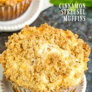 Cinnamon Streusel Muffin Recipe