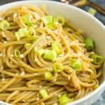 Thai Peanut Noodles Recipe