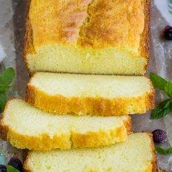 COPYCAT SARA LEE POUND CAKE RECIPE