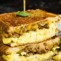 BREAKFAST GRILLED CHEESE RECIPE