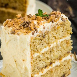 BROWN BUTTER FROSTING RECIPE