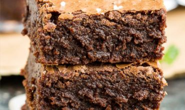 FUDGE BETTER THAN BOXED BROWNIES