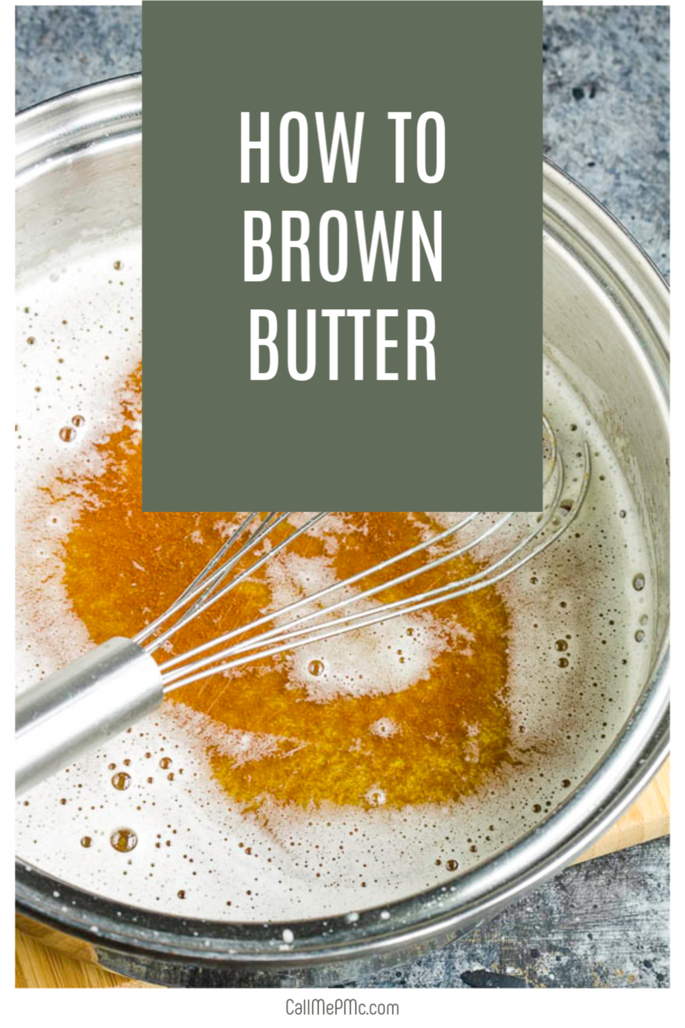 Best kitchen techniques: How to brown butter #howto #desserts #sauce #brownbutter #butter #cooking #cooking #glazze #recipes