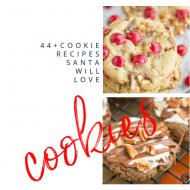COOKIE RECIPES SANTA WILL LOVE