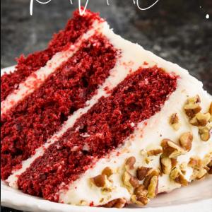 RED VELVET LAYER CAKE RECIPE