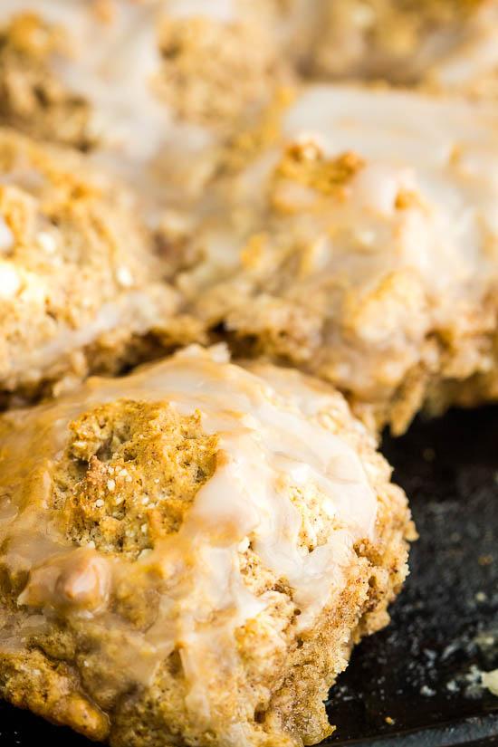 Bisquick Cinnamon Biscuits