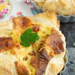 Panera Bread Ham and Swiss Souffle Recipe