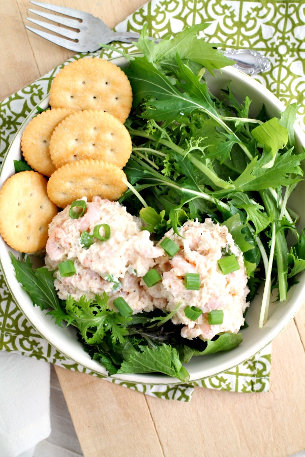 Crabmeat and Shrimp Salad Recipe is light, refreshing, versatile. This quick easy Southern seafood salad tastes has lemon & is served cold.