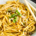 EASY CHILI GARLIC NOODLES RECIPE