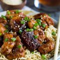 CROCK POT GENERAL TSO CHICKEN