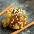 BAKED GENERAL TSO'S CAULIFLOWER