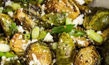 HOT HONEY BRUSSELS SPROUTS RECIPE