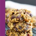HEALTHY BREAKFAST COOKIE RECIPE