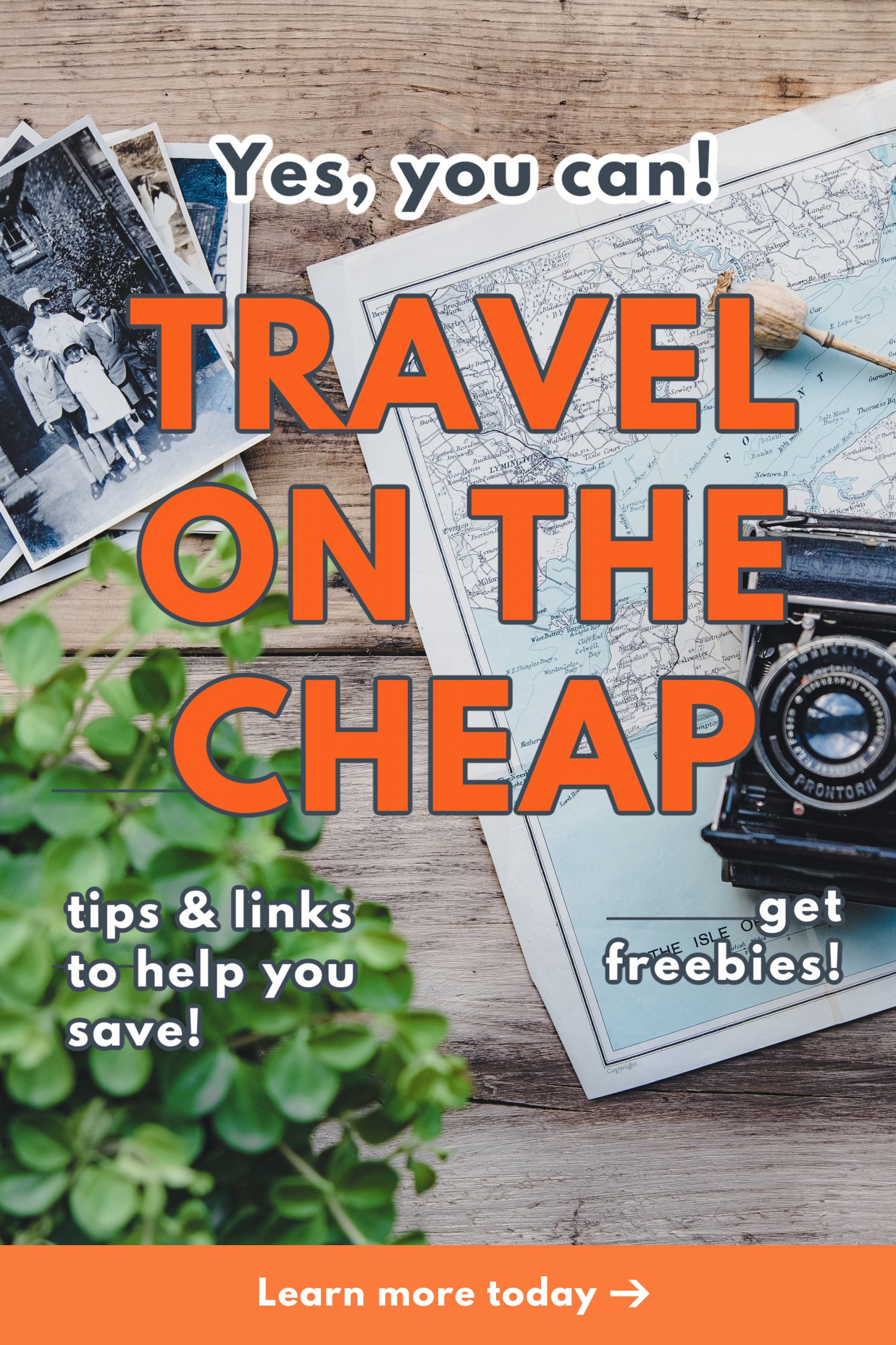 Travel on the Cheap is possible and going on vacation doesn't have to cost you a ridiculous amount of money. Save money, see more.