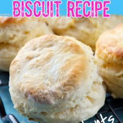 Basic buttermilk biscuit