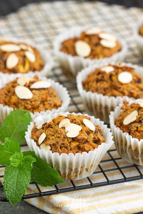 pumpkin Morning Glory Muffins are soft, filling, and full of flavor. They're an easy-to-make and wholesome breakfast or snack that your family will love!