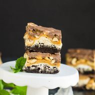 SNICKERS BROWNIE BARS